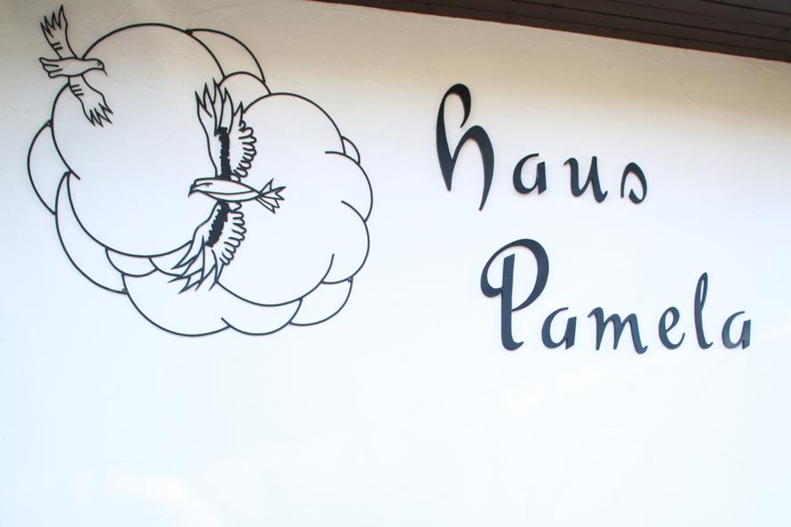 Haus Pamela:Seit vier Generationen macht unsere Familie Urlaub im Haus Pamela.