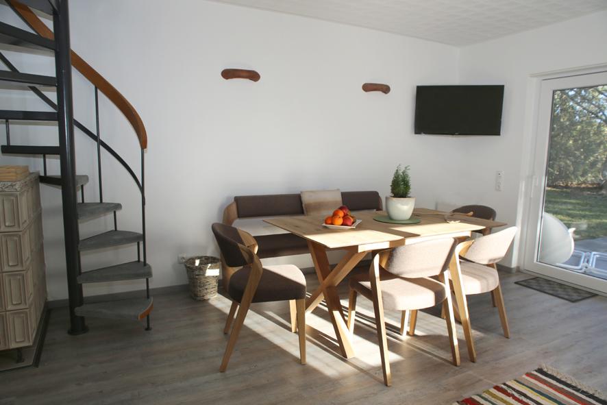 Sitzecke (Stube):Hier sitzen Sie mit Stil und Komfort!