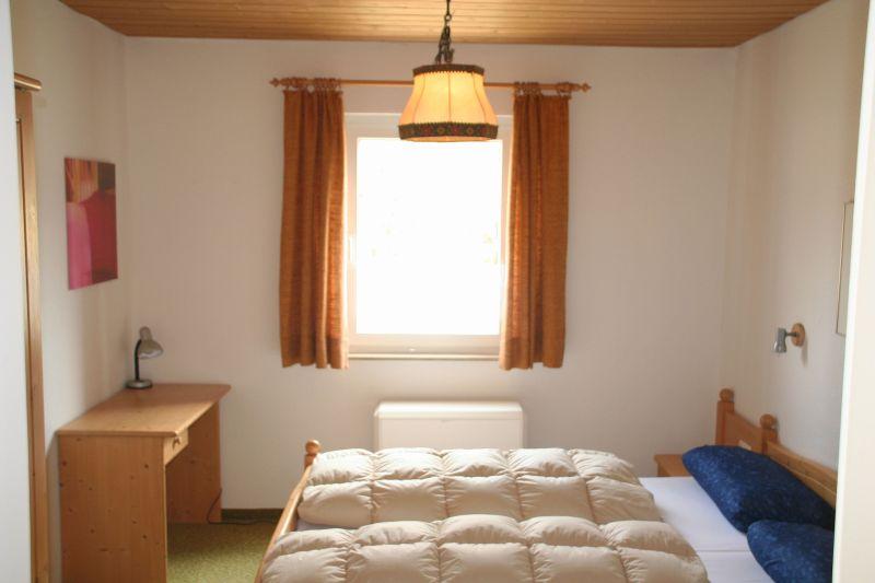 Schlafzimmer vorne: