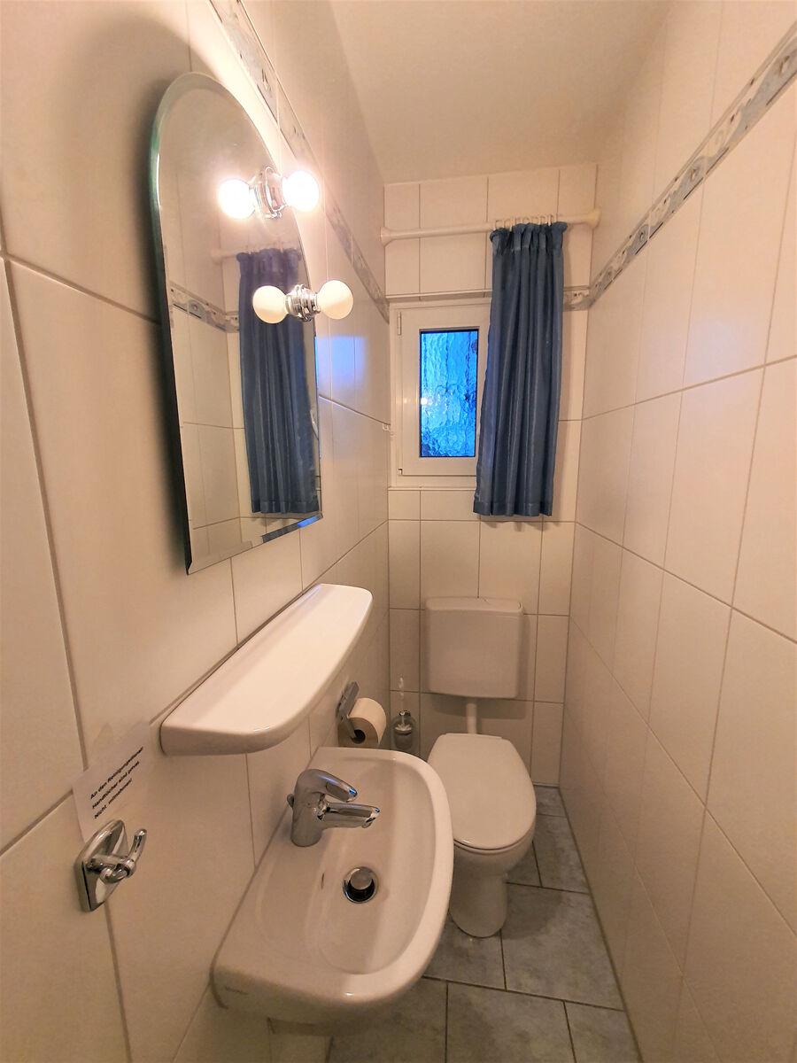 Gäste-WC:
