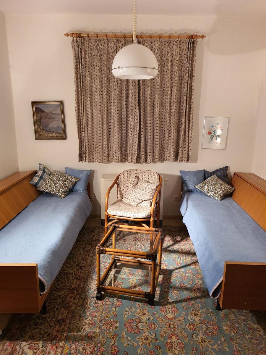 Vorderes Schlafzimmer:
