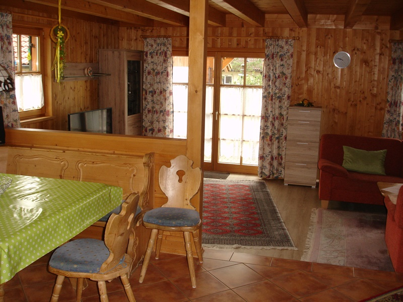 Essplatz - Wohnzimmer: