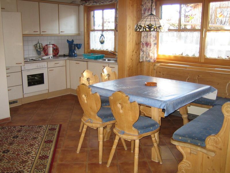 Küche , Essplatz:Küche: Spühlmaschine , Kühlschrank mit Gefrierfach