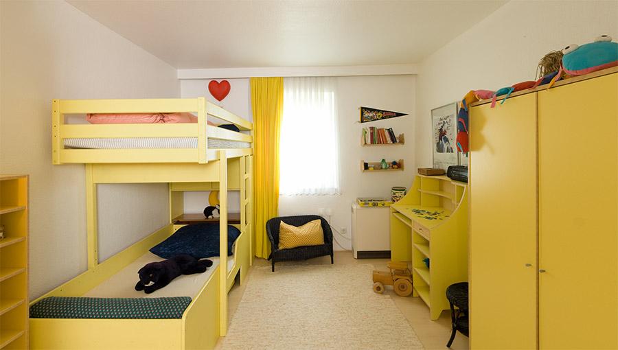 Kinderzimmer EG: