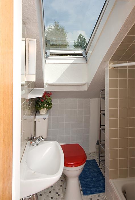 2. Bad im OG:Dusche/WC im Obergeschoss