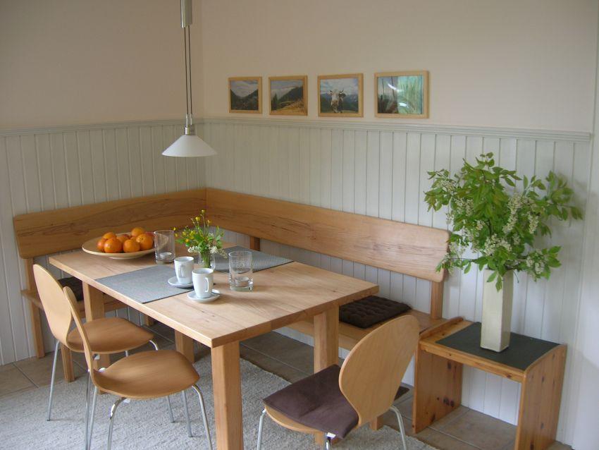 Wohnzimmer Essecke: