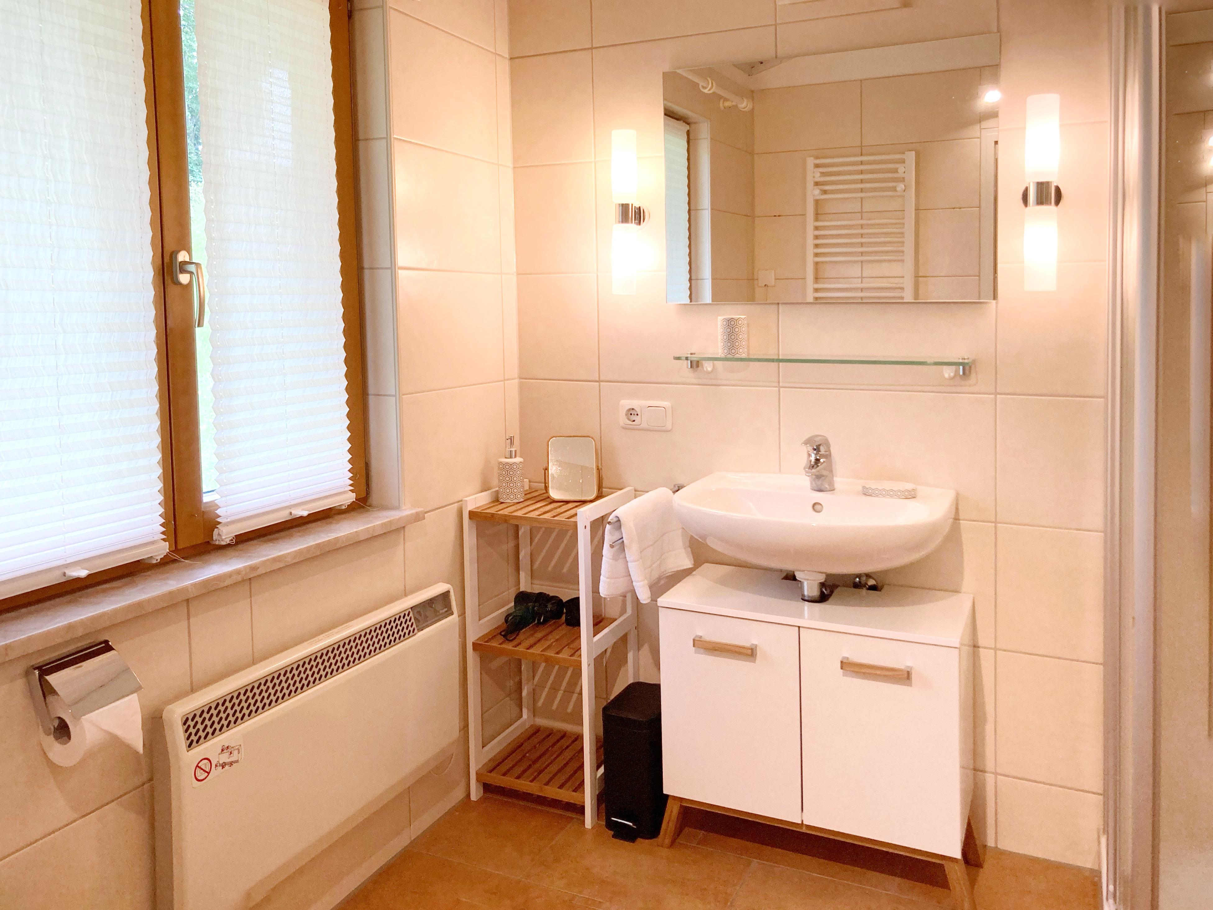 Badezimmer: