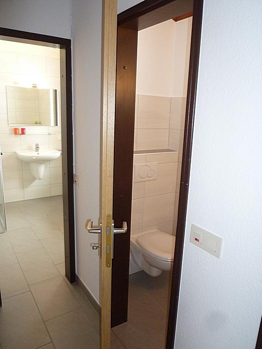 Extra Gäste-WC: