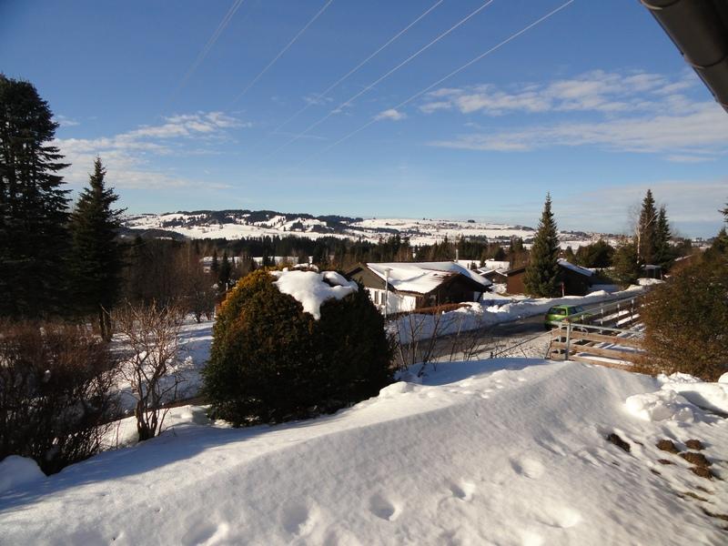 Ausblick Winter: