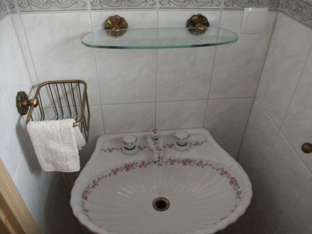 Gäste WC: