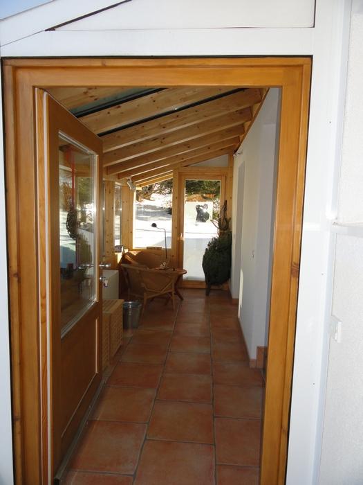 Eingangsbereich: