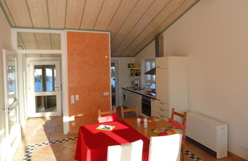 Essbereich/offene Küche: