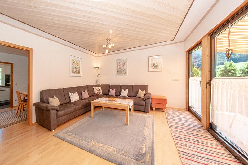 Wohnzimmer :Mit großem Panoramafenster