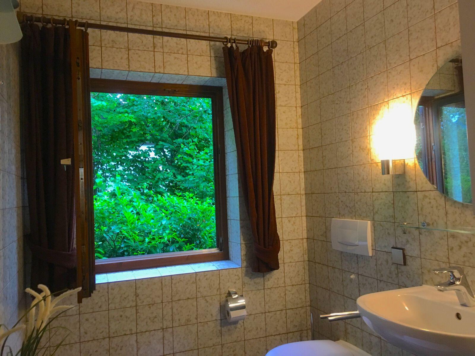 Badezimmer 2 im EG:Badezimmer mit Dusche.