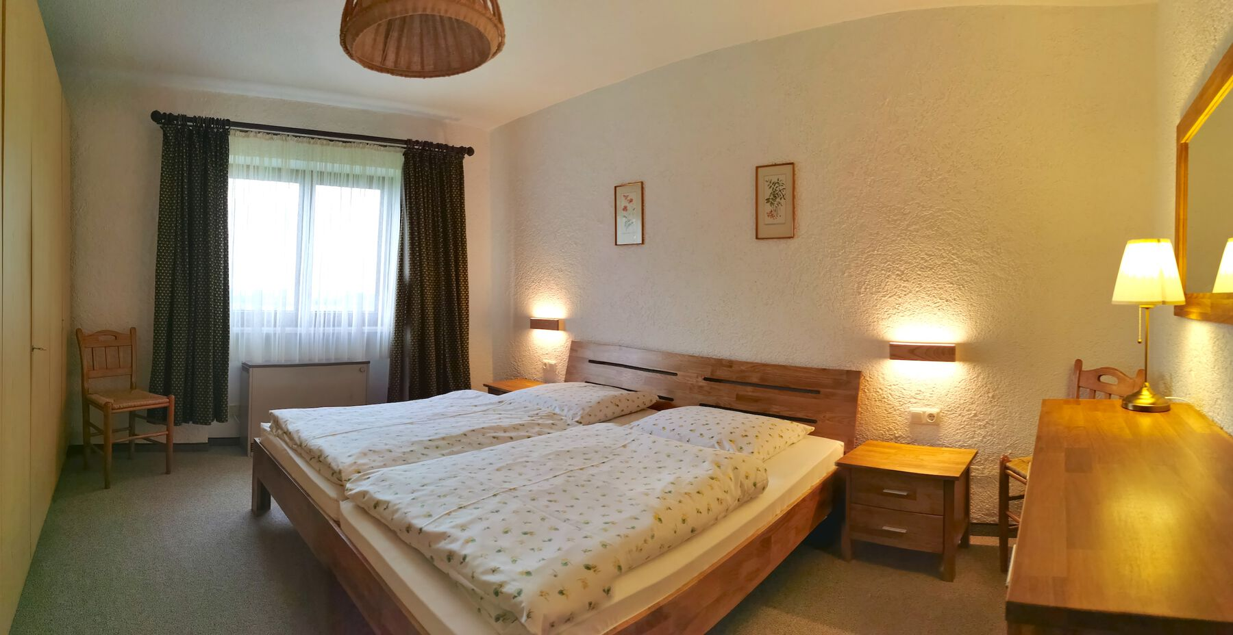 Schlafzimmer 1 EG: