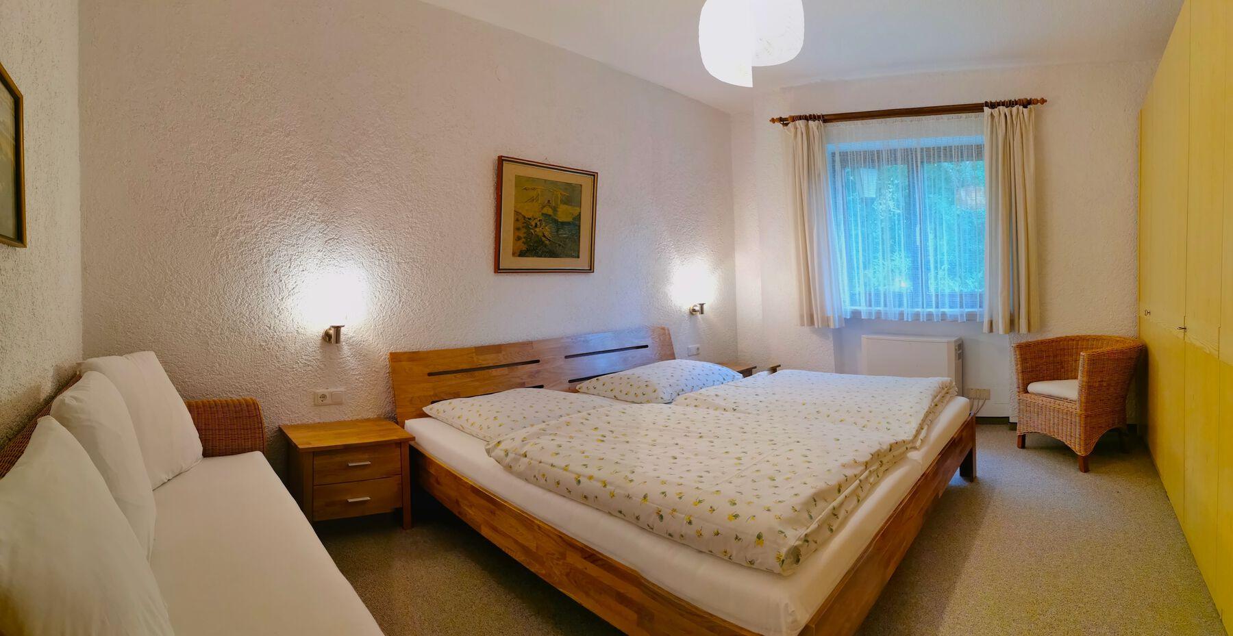 Schlafzimmer 2 EG: