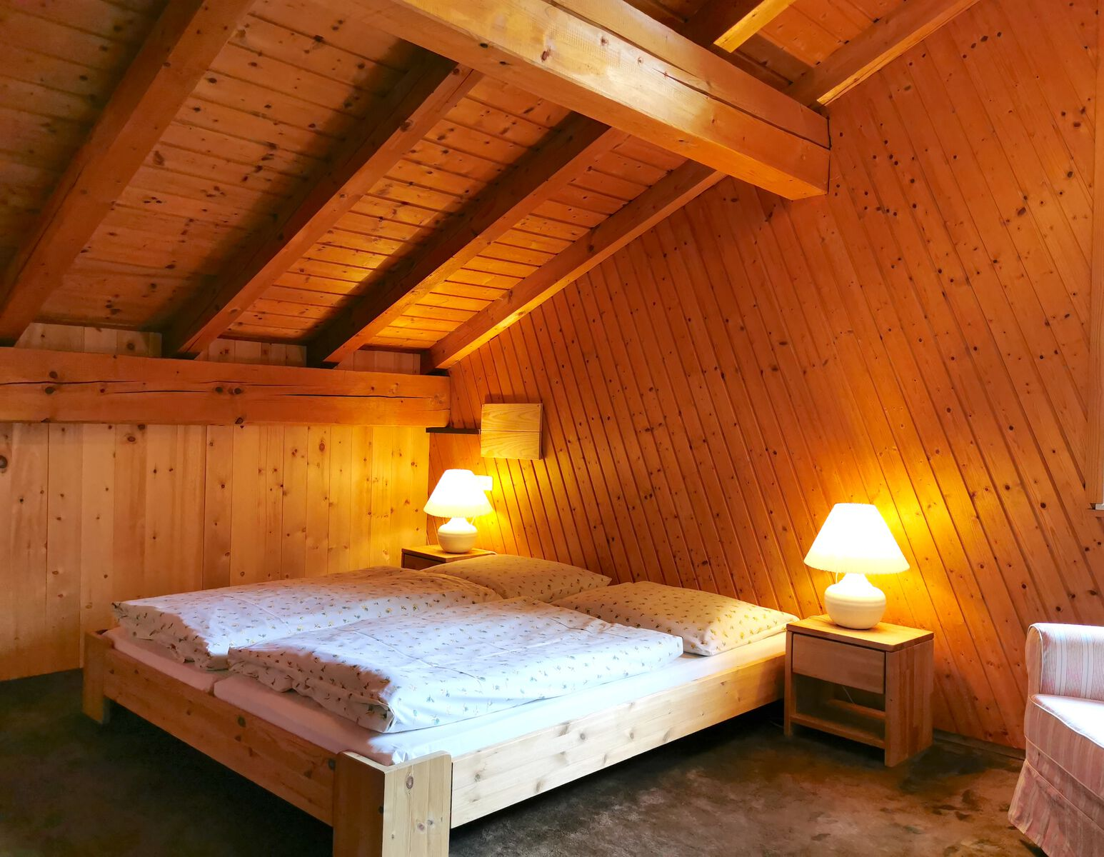 Schlafzimmer5 OG: