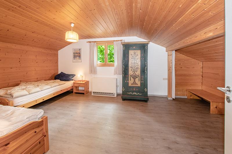 Zimmer im Dach:Gemütliches Zimmer im Dach