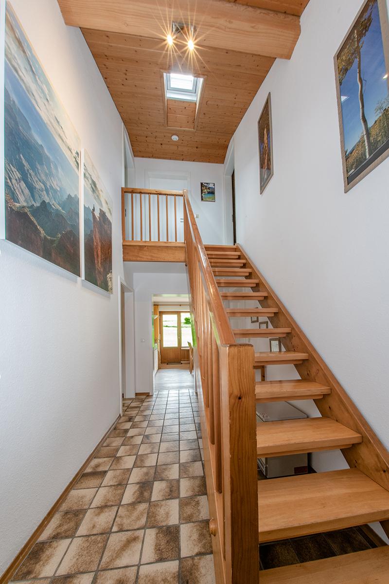Treppenhaus: