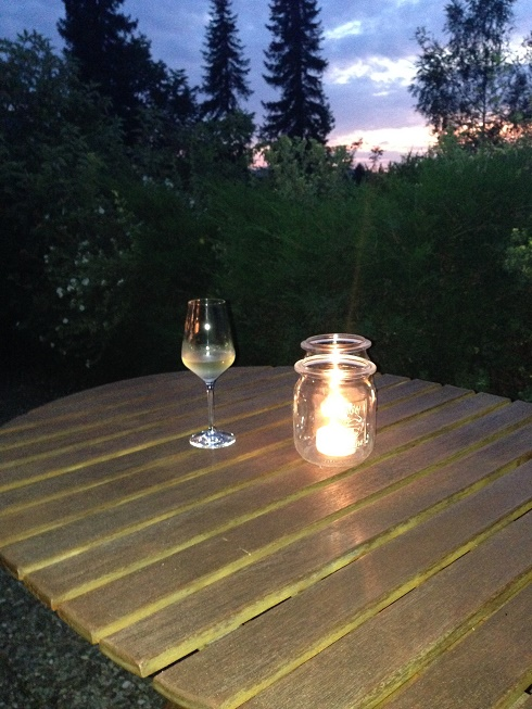 Sommerabend: