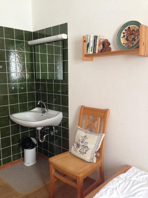 Zimmer-Waschbereich: