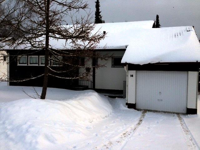 Vorderseite Winter: