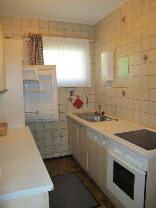 Küche:Voll ausgestattete Küche