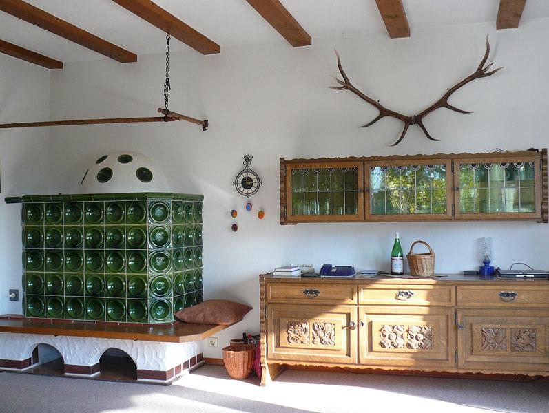 gemütliches Wohnzimmer: