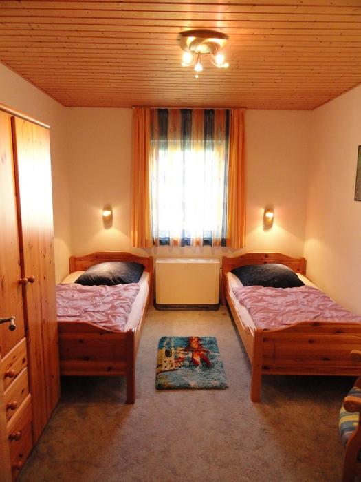 Einzelbettschlafzimmer: