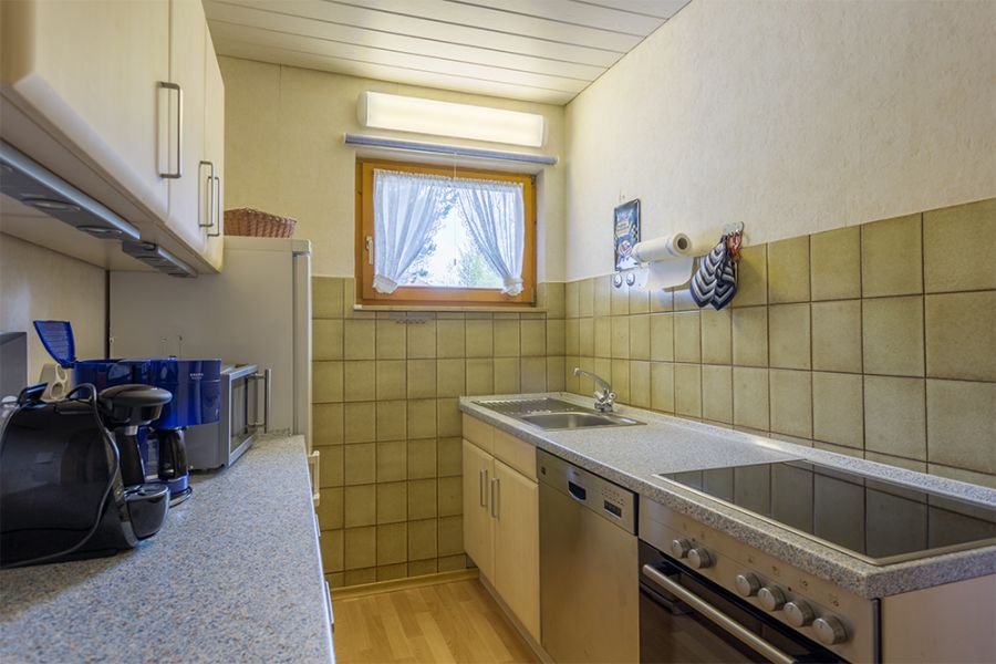 Küche:Mikrowelle, Kaffee- / Tassimo-Maschine...