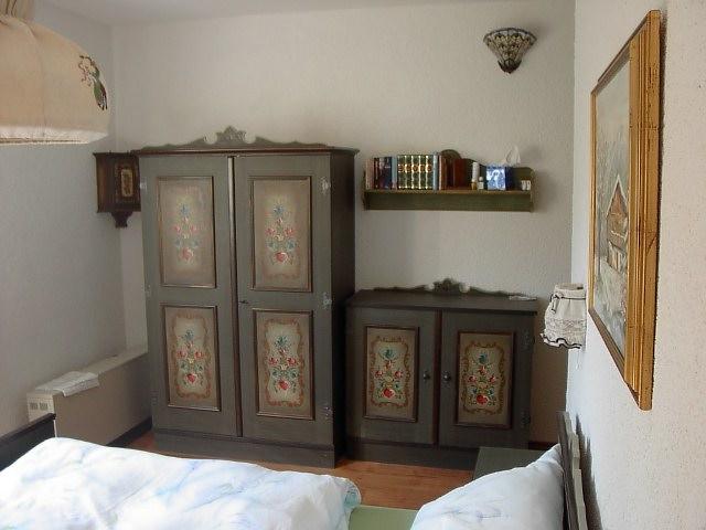 Elternschlafzimmer:Elternschlafzimmer im Voglauer Stil