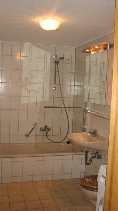 UG Bad:WC, Waschmaschine