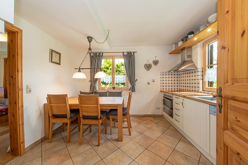 Küche:Sitzplatz