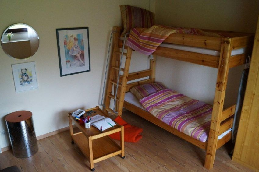 Stockbett:Für die Kleinen ein tolles Stockbett