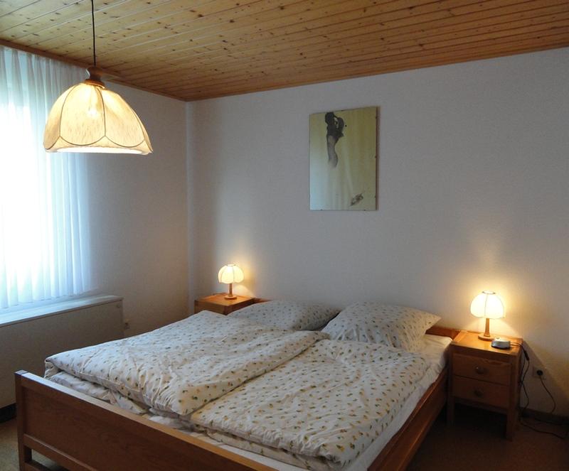 Schlafzimmer: