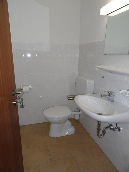 Separates WC: