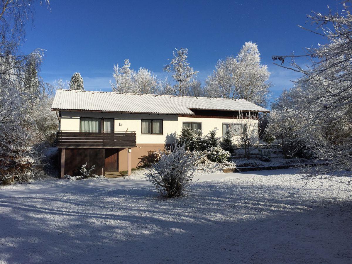 Haus Rosa+Maya:Winter