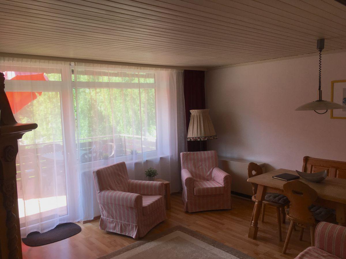 Wohnzimmer:Großes Fenster