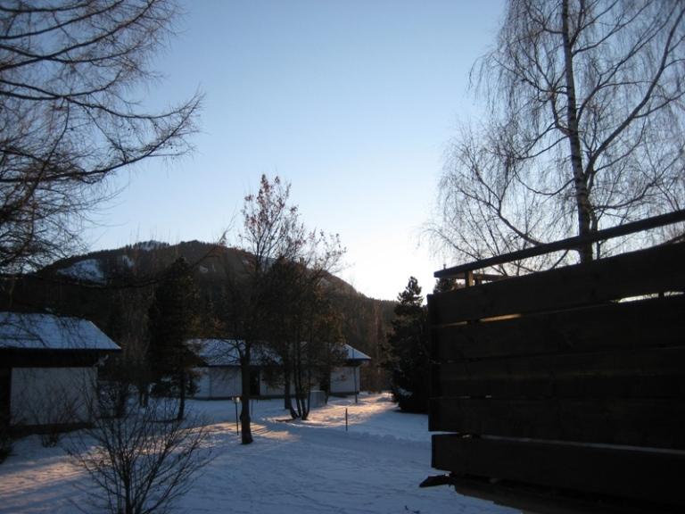 Blick nach Süden:Richtung Reutterwanne