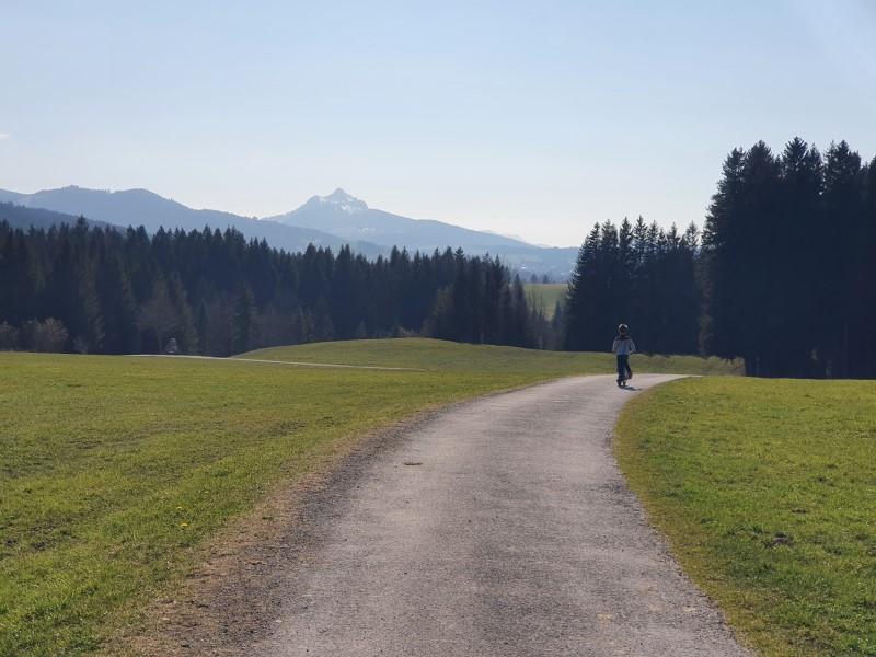 Wanderwege ganz nah ...: