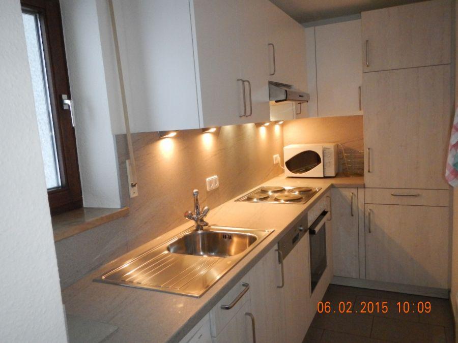 Küche:komplett neue Küche